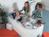 детское кресло для ванны