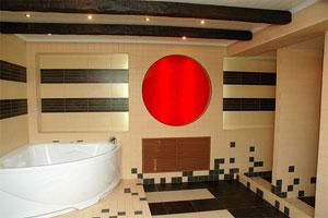 Ванная комната как в Японии