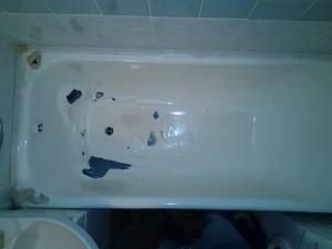 Жидкий акрил для ванн - фото