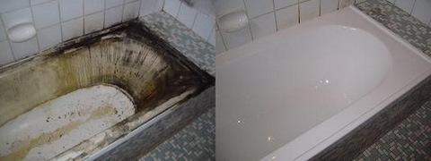 Акриловый вкладыш (вставка в ванну) фото