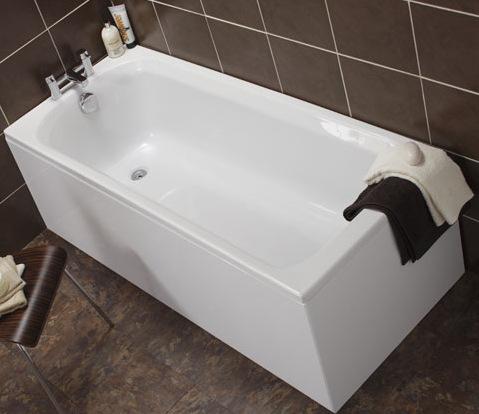 Акриловые вкладыши для ванн. Выбираем качество