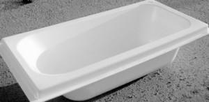 акриловый вкладыш в ванну 1500