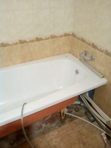 обновить эмаль на ванне